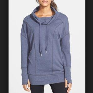[ZELLA] Oversized Cowl Sweatshirt